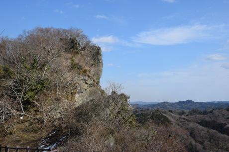 2018年1月29日 千葉房州の山、高宕山へ_c0242406_13090950.jpg