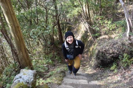2018年1月29日 千葉房州の山、高宕山へ_c0242406_16121913.jpg