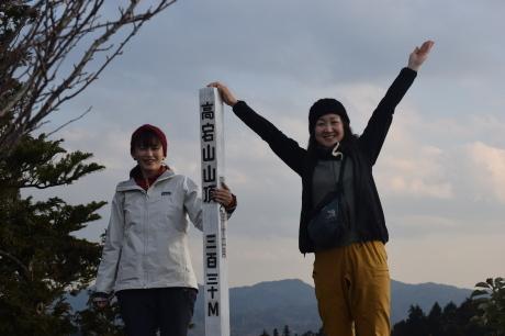 2018年1月29日 千葉房州の山、高宕山へ_c0242406_16150091.jpg