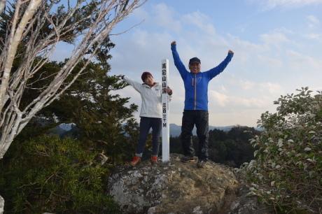 2018年1月29日 千葉房州の山、高宕山へ_c0242406_16152086.jpg