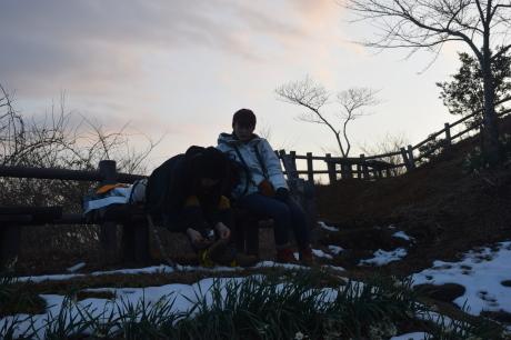 2018年1月29日 千葉房州の山、高宕山へ_c0242406_16154737.jpg