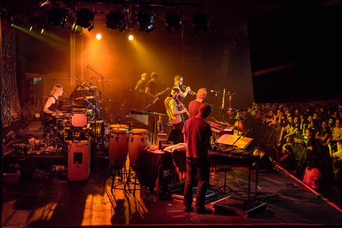 FINEST Sounds Jazz ー フィンランドとエストニアのトップ・ミュージシャン達による現在進行形ライヴ_e0081206_1324097.jpg