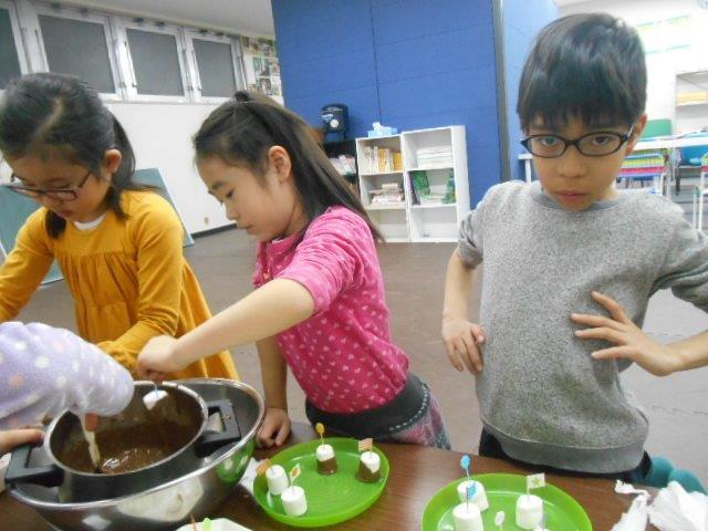 9th White Day Snack Cooking_c0315908_16453300.jpg