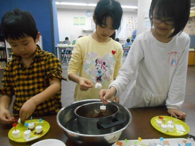 9th White Day Snack Cooking_c0315908_16453465.jpg