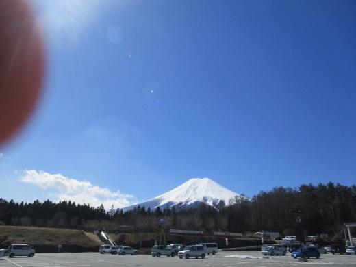 富士吉田方面へバス旅行     3月12日_d0127634_11505521.jpg