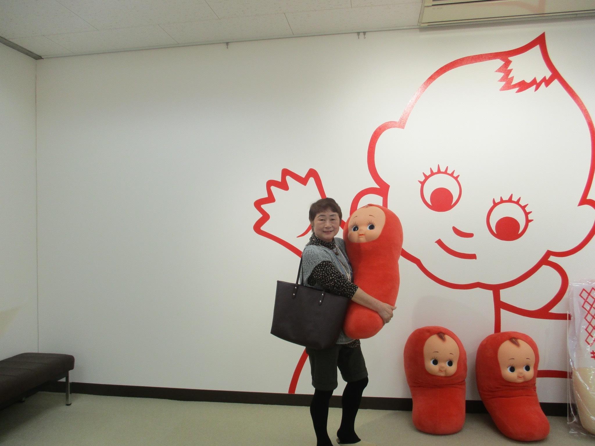 富士吉田方面へバス旅行     3月12日_d0127634_11582284.jpg