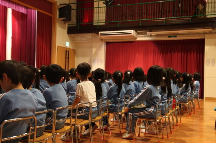 卒園式の練習_b0277979_15381792.jpg