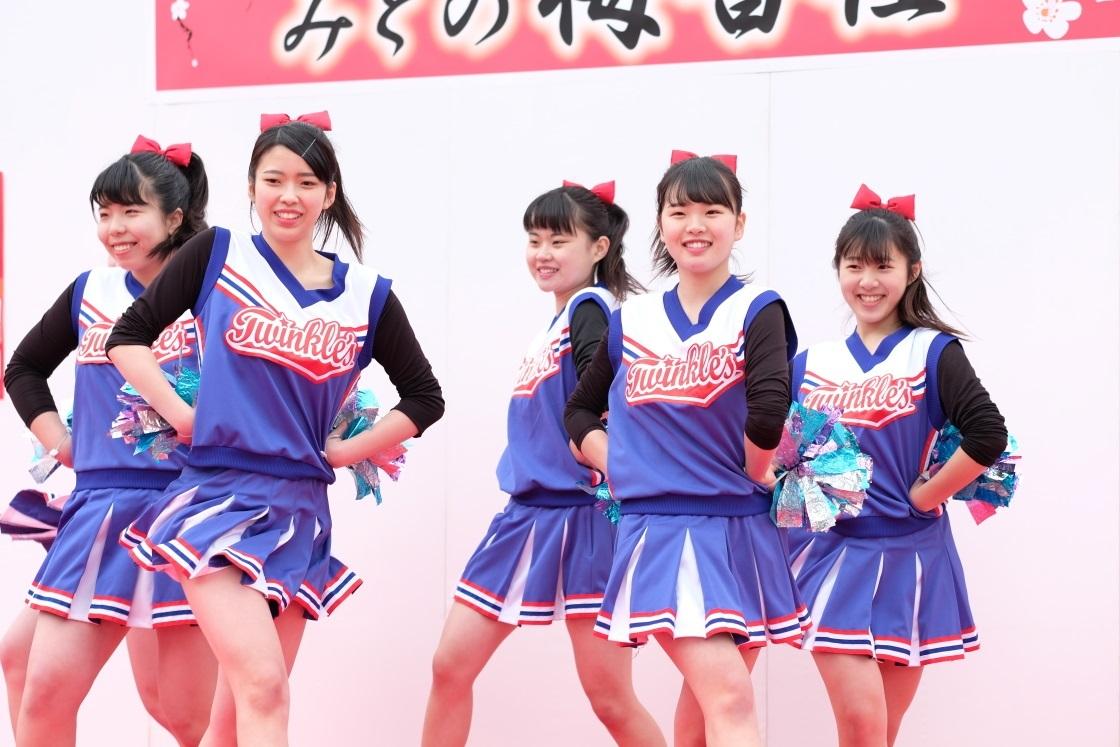 水戸商業高等学校チア・ダンス部「Blue Twinkle\'s」<3> 2018・03・11_e0143883_19440130.jpg