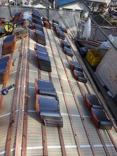 板橋区の赤塚で、瓦取り替え工事_c0223192_23395545.jpg