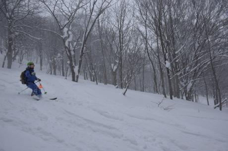 2018年2月10日-12日強風の八甲田滑る_c0242406_10060866.jpg
