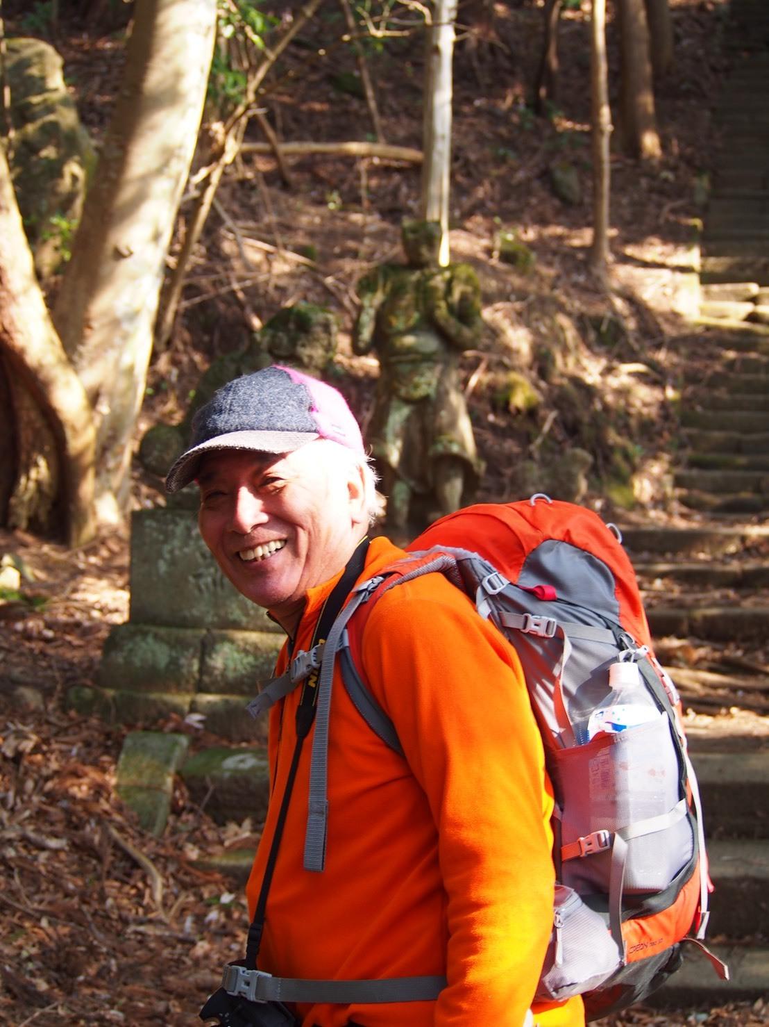 2018年1月29日 千葉房州の山、高宕山へ_c0242406_14191909.jpg