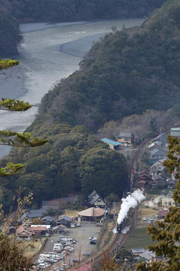笹間渡発車 - 大井川・2018年早春 -_b0190710_23220808.jpg