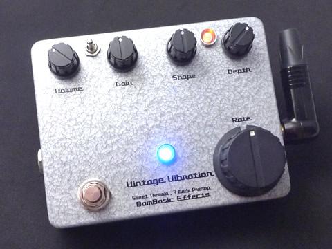 BamBasic : Vintage Vibration カスタム・オーダー品 #2011051301_f0186957_15134775.jpg