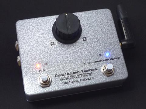 BamBasic:Dual Volume Twister 2011031701 カスタムオーダー品_f0186957_15353743.jpg