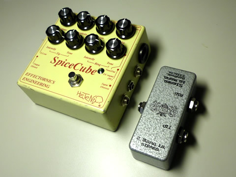 "BamBasic : \"" Stereo to mono \"" break-out box _f0186957_1557352.jpg"
