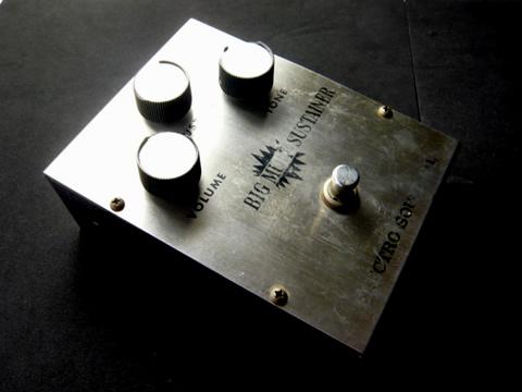 Electro Sound Co., (ELK) : BIG MUFF SUSTAINAR_f0186957_17274816.jpg