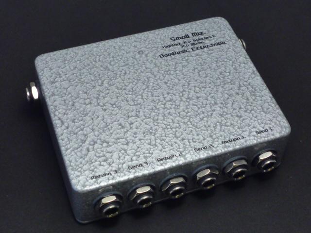BamBasic:Small Mix * HighDef 3Ch Splitter & 3Ch Mixer #2011120401_f0186957_842843.jpg