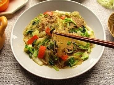 『創味シャンタン』のお味で野菜たっぷりマフィンも美味しい♪_a0305576_08113245.jpg