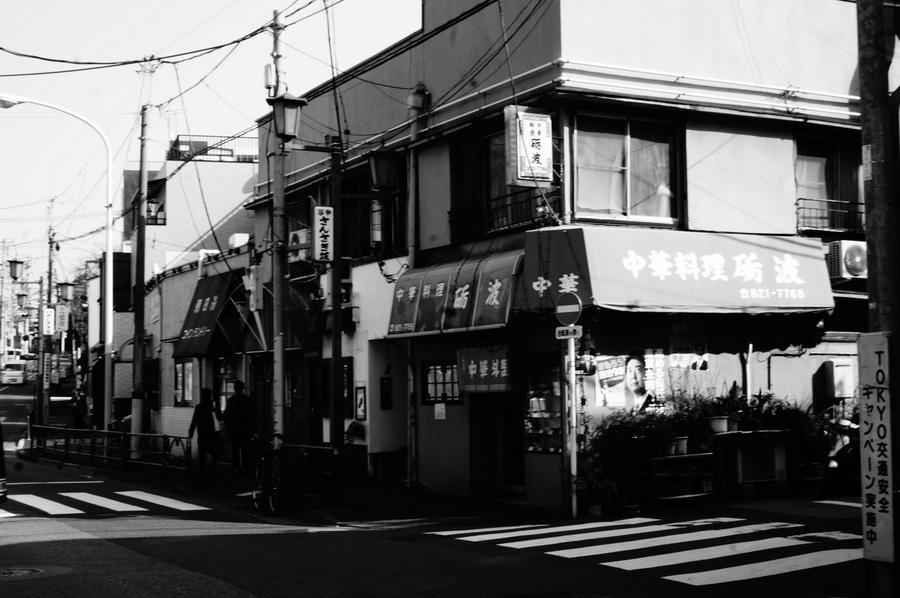 最初の食事は寿司ならぬ雲呑麺、そして銭湯で一番風呂_c0180686_18081046.jpg