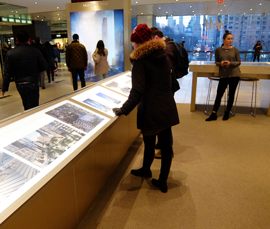 NYの建築好き必見、『ハドソン・ヤード』(Hudson Yards)開発展_b0007805_7291396.jpg