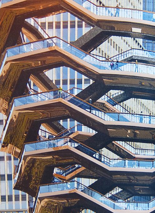 NYの建築好き必見、『ハドソン・ヤード』(Hudson Yards)開発展_b0007805_7391316.jpg