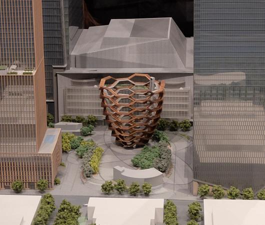 NYの建築好き必見、『ハドソン・ヤード』(Hudson Yards)開発展_b0007805_7453368.jpg