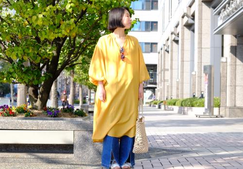 《アンジェ河原町本店》PHEENYの洋服_a0154009_15065611.jpg