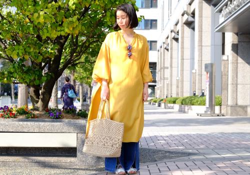 《アンジェ河原町本店》PHEENYの洋服_a0154009_15071098.jpg