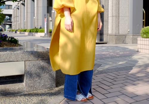 《アンジェ河原町本店》PHEENYの洋服_a0154009_15072260.jpg
