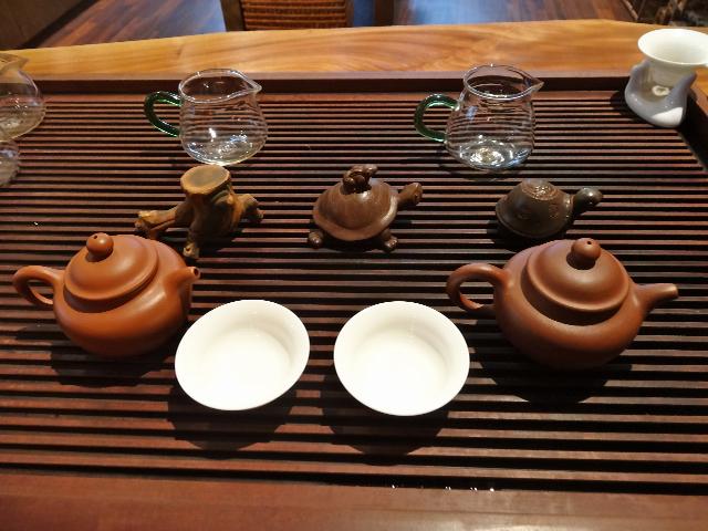 茶壺リスト2018弥生 - 小梅茶荘