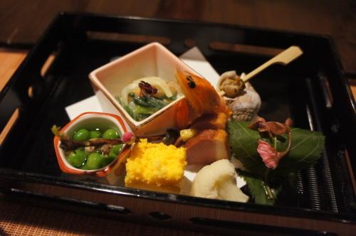 【箱根 伊豆旅行⑩ 無雙庵枇杷の夕食】_f0215714_16135860.jpg