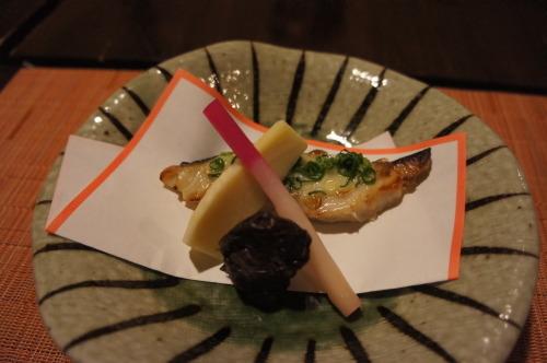 【箱根 伊豆旅行⑩ 無雙庵枇杷の夕食】_f0215714_16145460.jpg