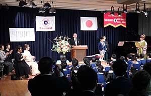 卒園式♪_e0325335_11393262.jpg