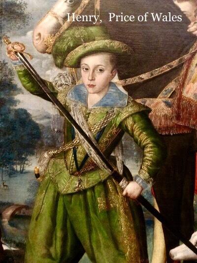 メトロポリタン美術館の一枚 洒落た肖像画はHenry prince of wales_e0373235_07273203.jpg