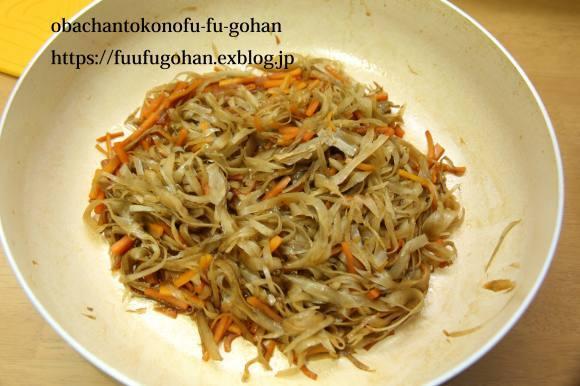 入学祝いのおばちゃんのちらし寿司_c0326245_11574842.jpg