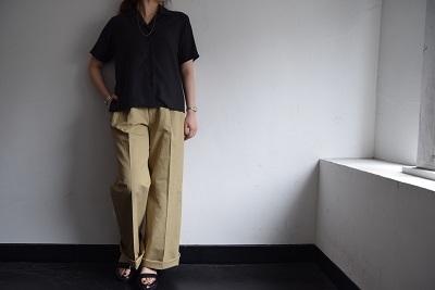 上品なシャツ ・ ・ ・_b0110586_17331555.jpg