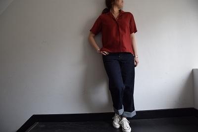 上品なシャツ ・ ・ ・_b0110586_17333904.jpg