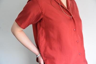 上品なシャツ ・ ・ ・_b0110586_17340133.jpg
