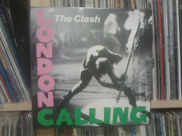 London Calling / The Clash_c0104445_17155350.jpg