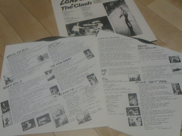 London Calling / The Clash_c0104445_1716124.jpg