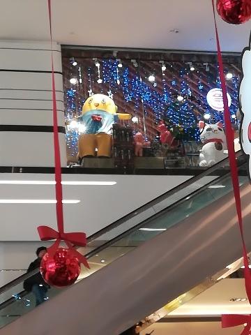 美麗華商場で見かけたキャラクター_b0248150_15590467.jpg