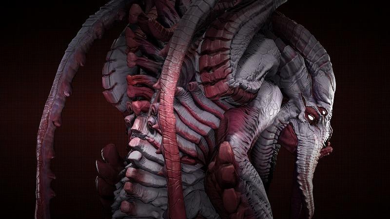 ゲーム「EVOLVE KrakenのMan O War Skin買いました」_b0362459_00514970.jpg