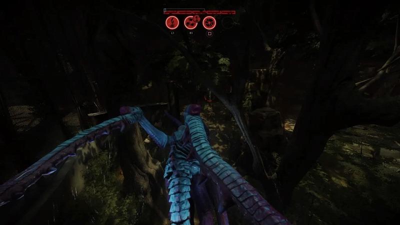 ゲーム「EVOLVE KrakenのMan O War Skin買いました」_b0362459_01034504.jpg