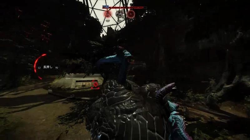 ゲーム「EVOLVE KrakenのMan O War Skin買いました」_b0362459_01452344.jpg