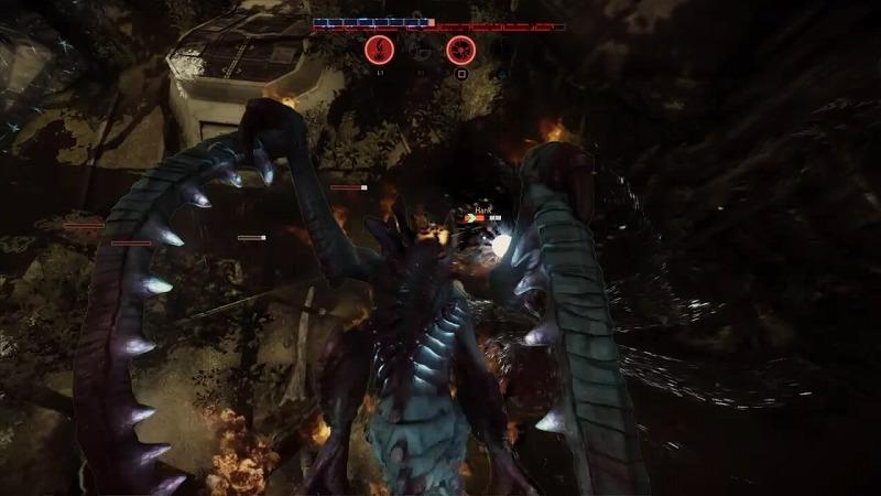 ゲーム「EVOLVE KrakenのMan O War Skin買いました」_b0362459_01512237.jpg