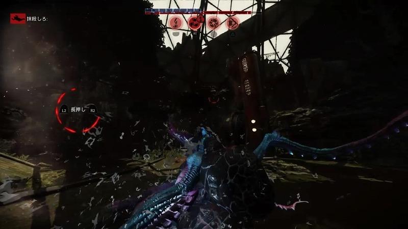 ゲーム「EVOLVE KrakenのMan O War Skin買いました」_b0362459_02020412.jpg