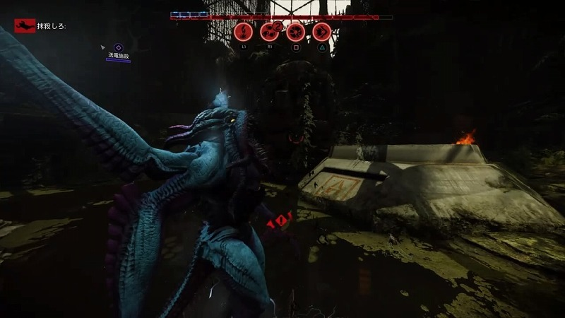 ゲーム「EVOLVE KrakenのMan O War Skin買いました」_b0362459_02043106.jpg