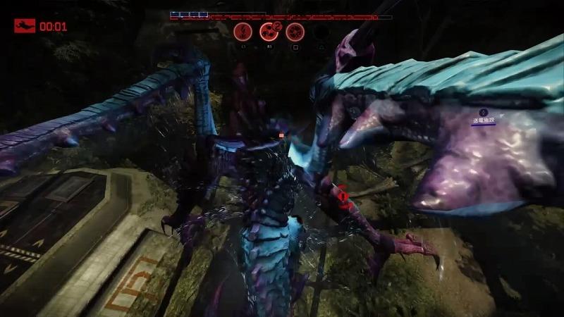 ゲーム「EVOLVE KrakenのMan O War Skin買いました」_b0362459_02090007.jpg