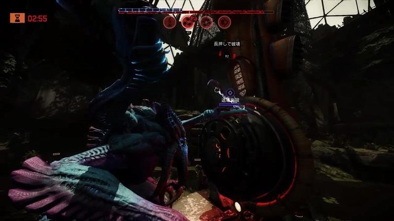 ゲーム「EVOLVE KrakenのMan O War Skin買いました」_b0362459_02115951.jpg