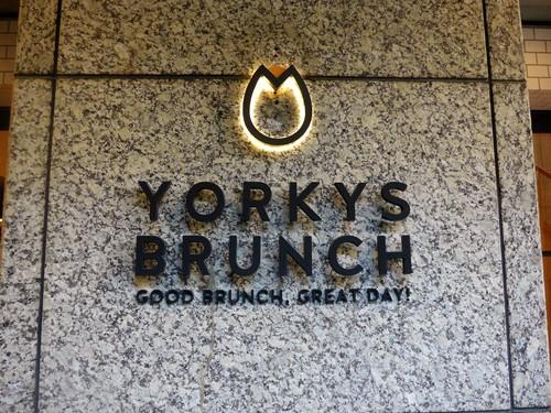 神戸・元町「YORKYS BRUNCH」へ行く。_f0232060_19452299.jpg